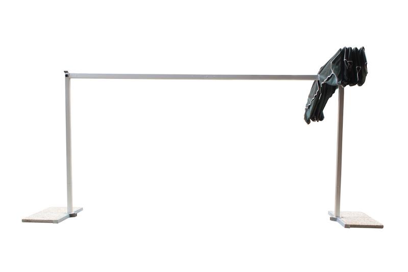 mobile markise x m uni gr n gartenm bel fritz m ll. Black Bedroom Furniture Sets. Home Design Ideas