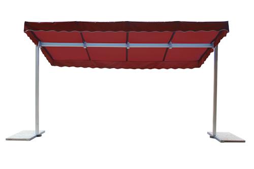 mobile markise x m uni bordeaux gartenm bel. Black Bedroom Furniture Sets. Home Design Ideas