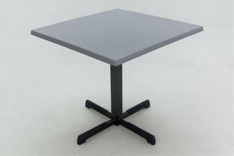 gartentisch 80 x 80 cm anthrazit acantus gartenm bel fritz m ller. Black Bedroom Furniture Sets. Home Design Ideas