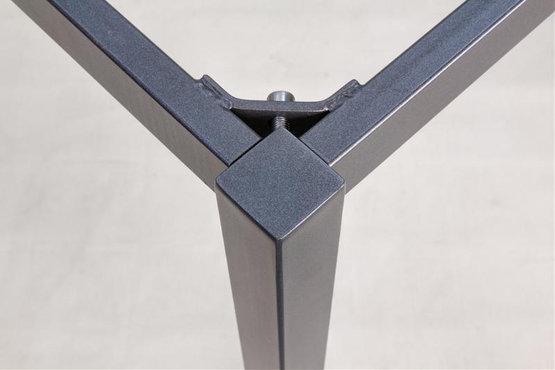 Kettler Gartenmobel Qualitat :  pulverbeschichtet geeignet für Granitplatten 80×80 cm im Karton  Zur