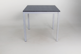 granittisch elba silber 80x80 cm gartenm bel fritz m ller gmbh. Black Bedroom Furniture Sets. Home Design Ideas