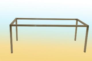 tischgestelle gartenm bel fritz m ller gmbh. Black Bedroom Furniture Sets. Home Design Ideas