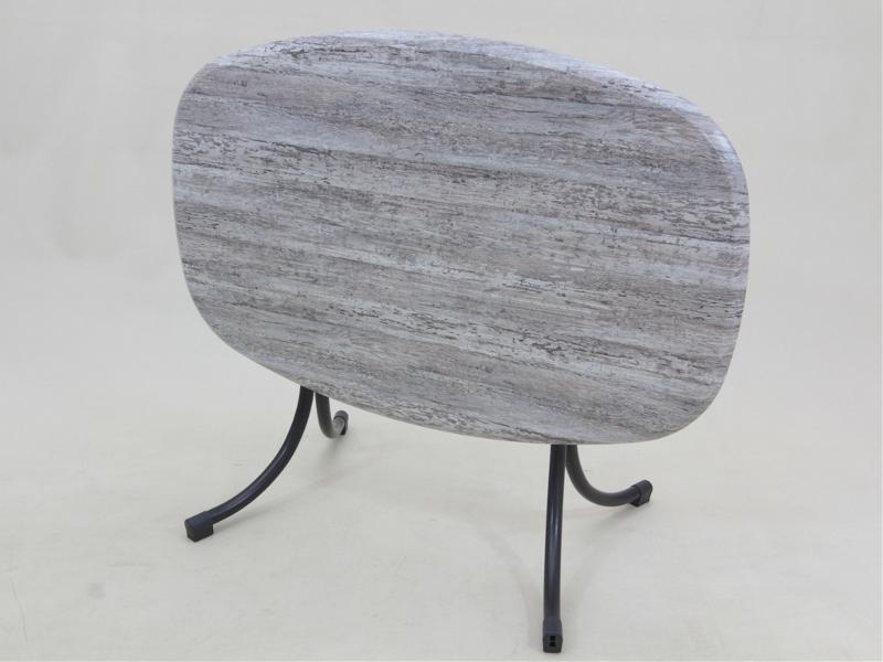 gartentisch 146 x 94 cm anthrazit montpellier gartenm bel fritz. Black Bedroom Furniture Sets. Home Design Ideas
