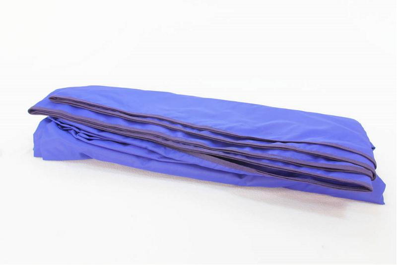 bezug f r markise 385x250 cm blau gartenm bel fritz. Black Bedroom Furniture Sets. Home Design Ideas