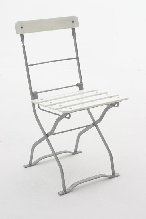 biergartenstuhl wei gartenm bel fritz m ller gmbh. Black Bedroom Furniture Sets. Home Design Ideas