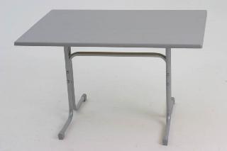 Gartentisch 110 X 70 Cm Silber Stratos Gartenmobel Fritz Muller G