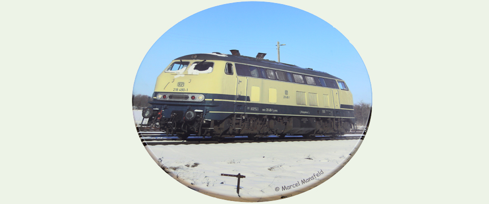 Lok 280 490 bei Gotha
